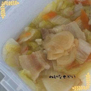 ねじなせかい_野菜のあんかけ弁当_201702_02