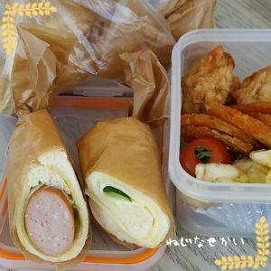 ねじなせかい_くるくるサンドイッチ弁当_201705_22
