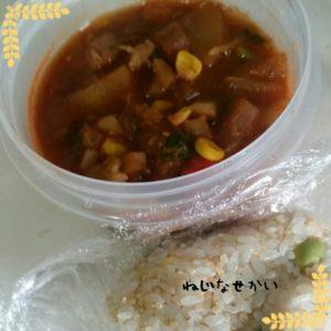 ねじなせかい_野菜スープ弁当_201710_08